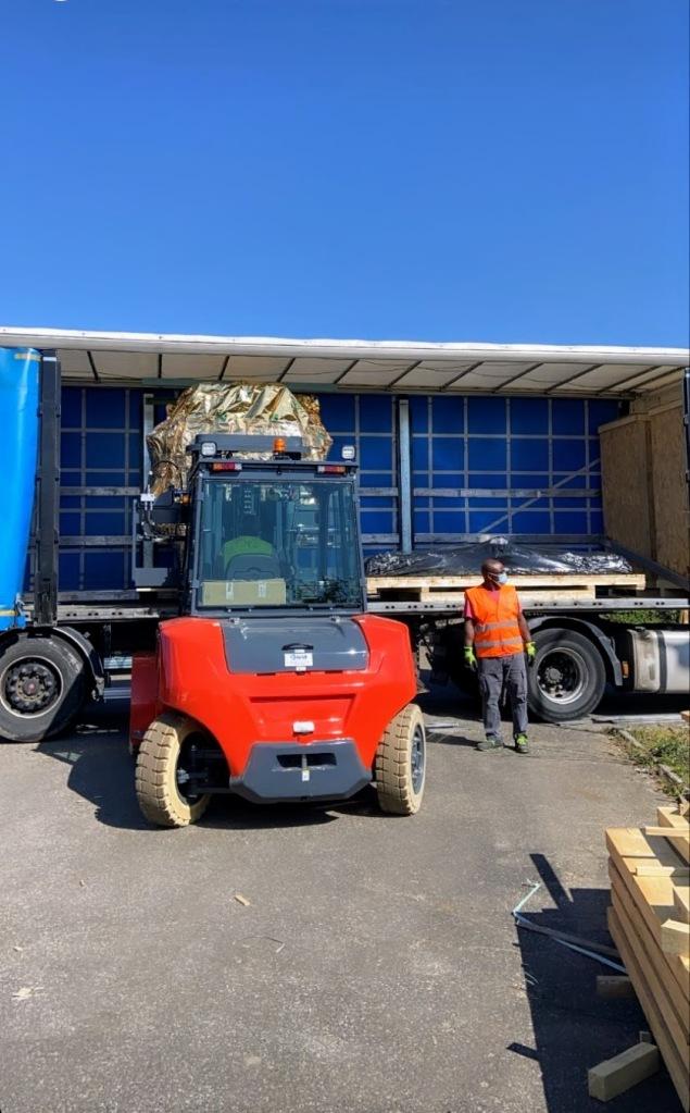 Emco France - Prestation de chargement camion pour nos clients
